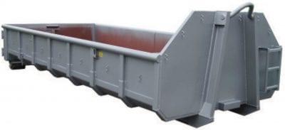 Kontejnery Abroll - Kontejner na stavební suť