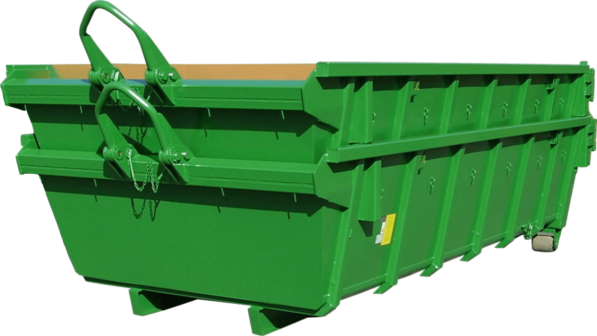 stohovatelný abroll kontejner (do sebe)