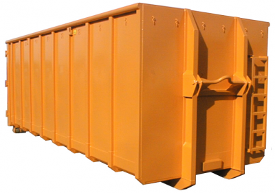 Kontejnery Abroll ve standardním provedení